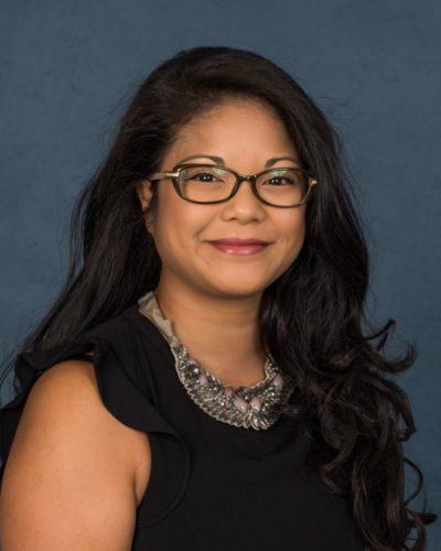 Paula Fukuhara, Fine Arts Administrative Assistant