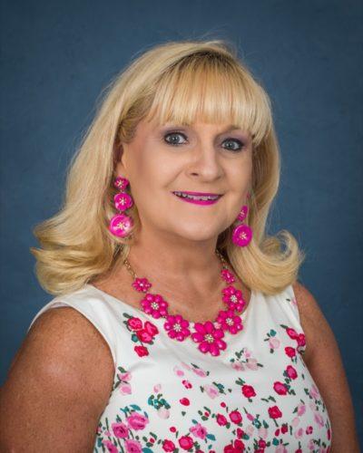 Lisa Loftin, Secretary and Data Clerk