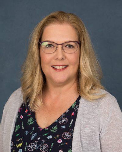 Karen Mueller, Secondary Civics