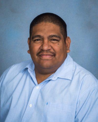 Omar Mendez, Assistant Principal