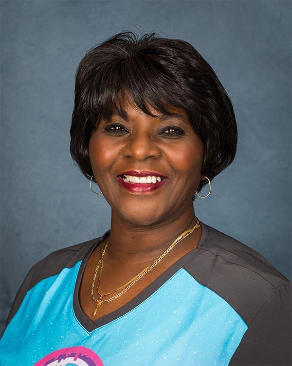 Edna Robinson, Nurse