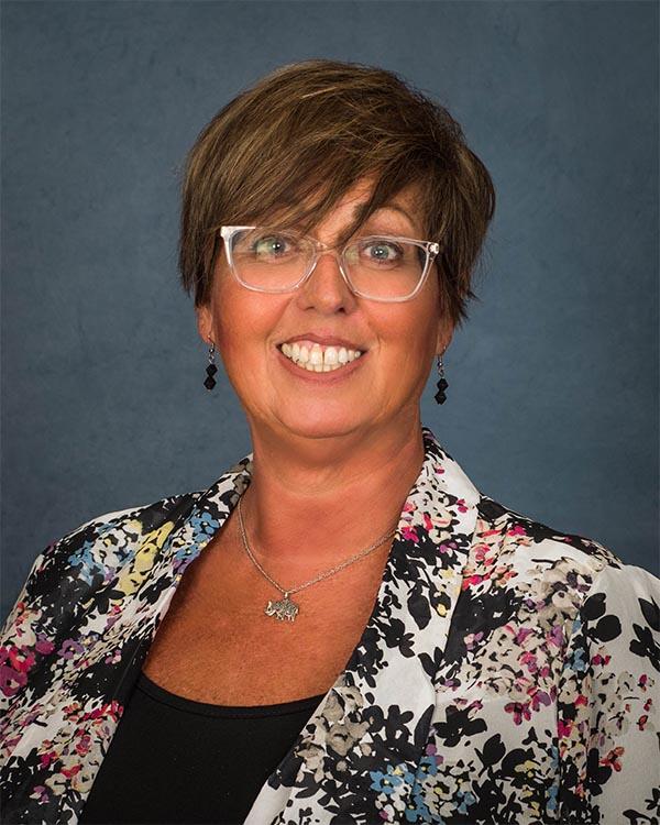 Belinda Johnson, Office Assistant
