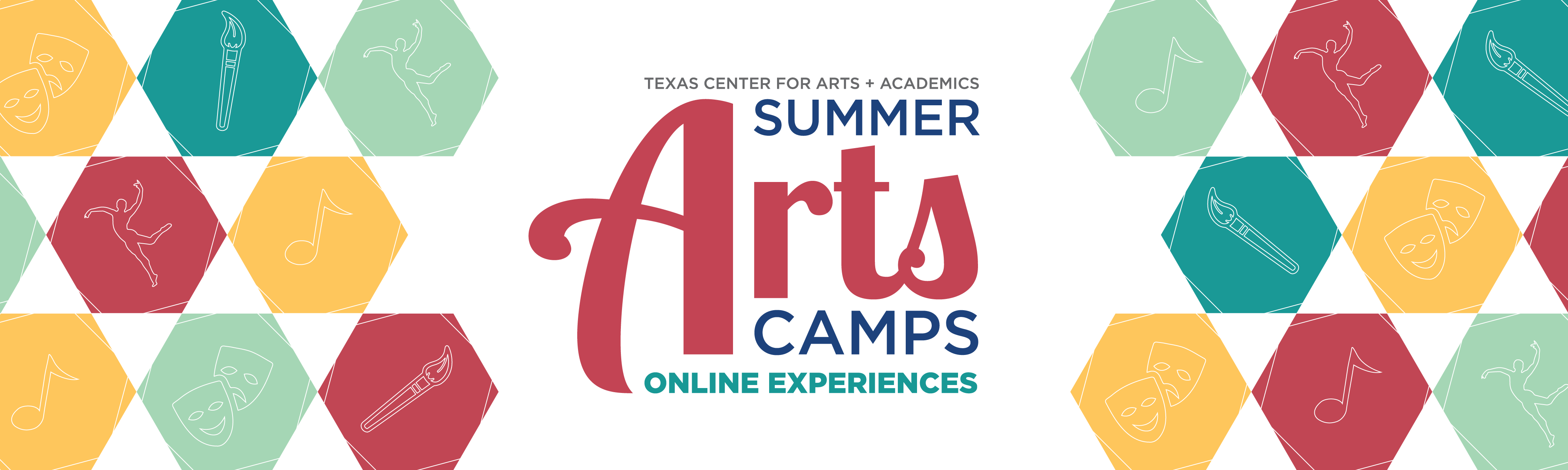 2020 Summer Arts Camps Online Experiences