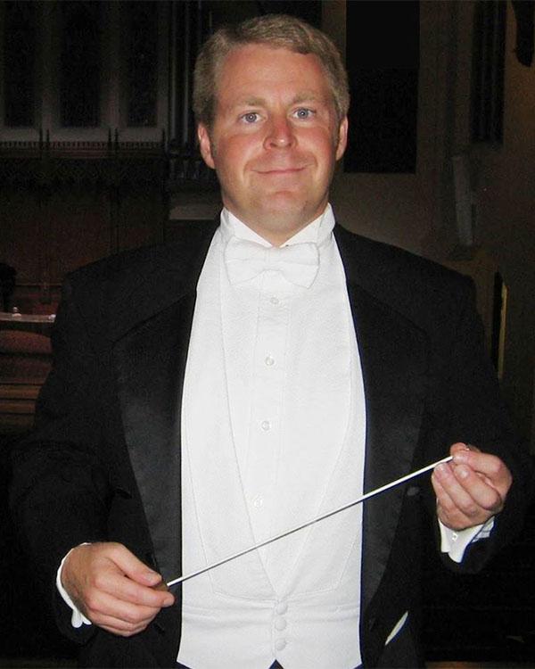 Jonathan Ledger, Artistic Director, Texas Boys Choir