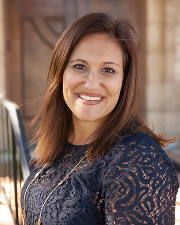 Maggie Mitchell, Resource Math Teacher