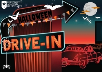 Halloween Drive-In Sponsored by Class of 2022
