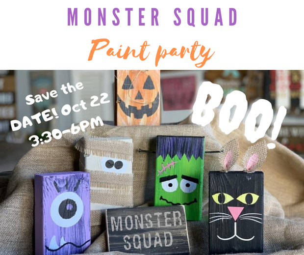 Paint Party on the Green Sponsored by PTSO